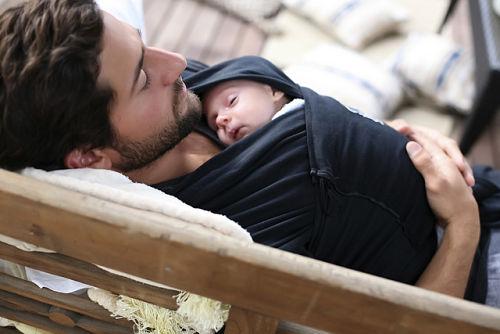 porteo recién nacido