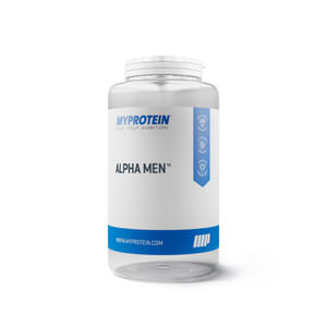 Análisis de Alpha Men de Myprotein