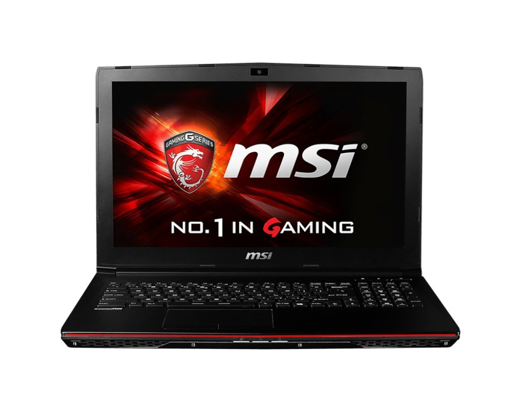 MSI GP62 2QE(Leopard Pro) mejores portatiles gaming baratos 2016