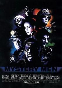 Mystery Men (1999), con Ben Stiller