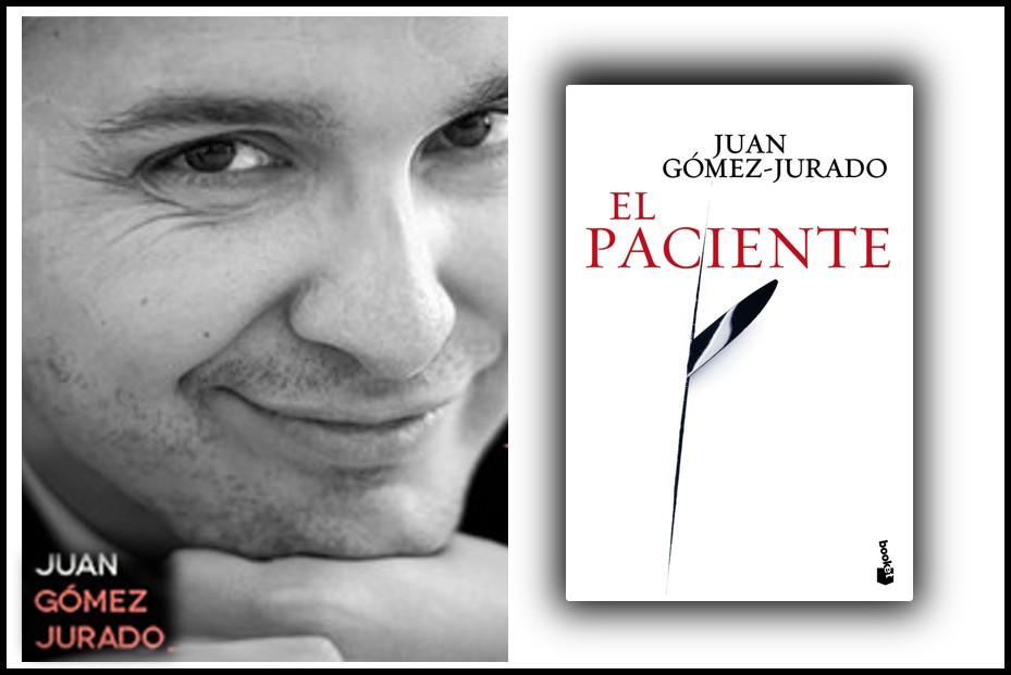 El paciente, reseña de la novela de Juan Gómez-Jurado