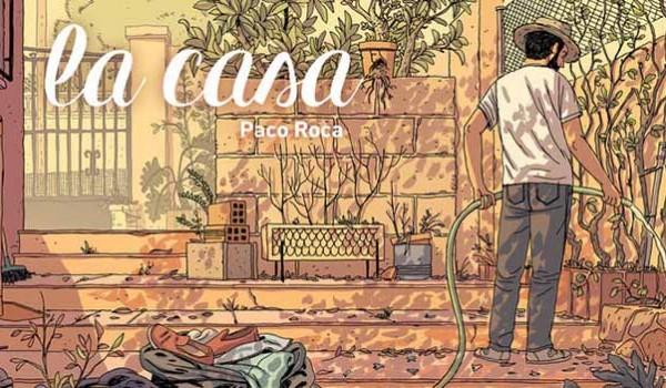 Portada La casa Paco Roca