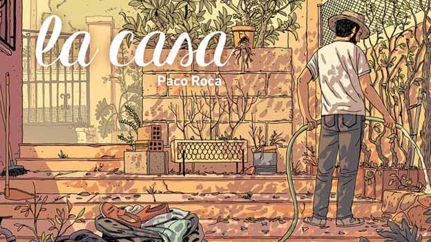'La casa', Mejor Cómic Nacional de 2015