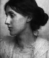 Virginia Woolf. Imagen by tara hunt