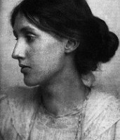 Virginia Woolf. Imagen by tara hunt