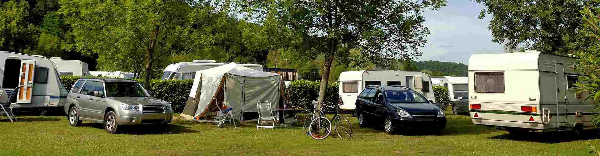 Los mejores campings de España para Semana Santa