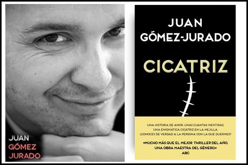 Cicatriz, última novela de Juan Gómez- Jurado
