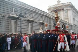 procesion cristo de los alabarderos