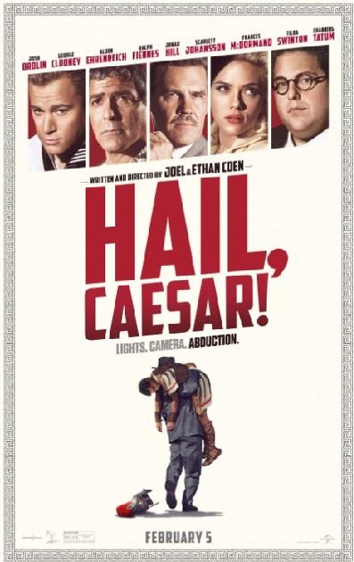 """Crítica de """"¡Salve, César!"""", de los Coen, con George Clooney y Scarlett Johansson"""