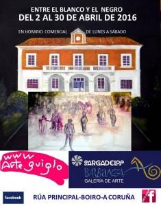 Expo de Arte GUIGLO en la Galería Sargadelos-Boiro