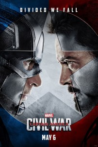 Captain America: Civil War de Marvel Studios