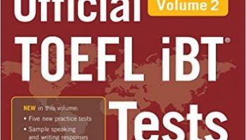 Exámenes TOEFL de inglés, pruebas, manuales y precio
