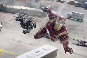 """Iron Man en """"Capitán América: Civil War"""""""