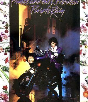 Prince and the Revolution Purple Rain (1984)