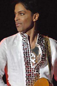 Prince en 2007.
