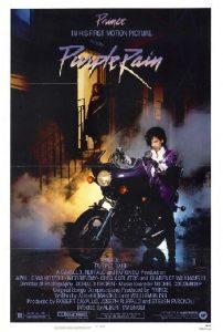 Purple Rain (1984), con Prince