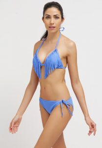 Twintip Performance Bikini - blue