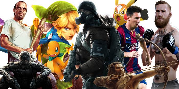 Videojuegos más vendidos en España en marzo al mejor precio