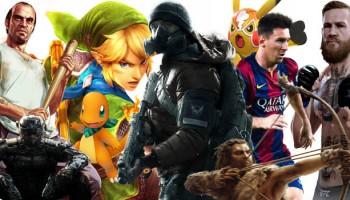 Videojuegos marzo España más vendidos