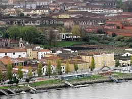 Almacenamiento del vino de Oporto en Vila Nova de Gaia