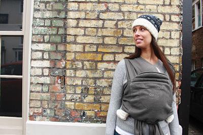 Caboo, la mochila fular para un porteo cómodo y ergonómico