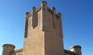 castillo de tierra de Comuneros