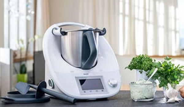Los 10 robots de cocina m s recomendados para comprar online for Robot de cocina autocook