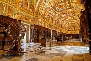 el-escorial-royal-library-at-monastery-madrid-spain-editorial-use-only-jose-maria-cuellar-flickr