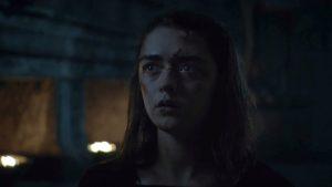 Arya recupera la vista
