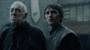 Bran invernalia flashback lyanna cuervo tres ojos