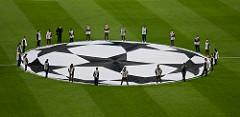 Champions League. Imagen by El Ronzo