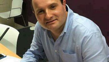 Jorge David Curiel, escritor español de Valladolid