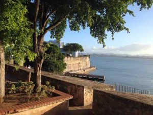 La Fortaleza, Viejo San Juan, Puerto Rico. Viajes al Caribe.