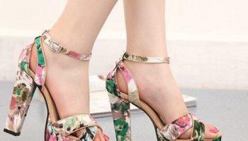 Sandalias Tendencias para la mujer primavera-verano 2016