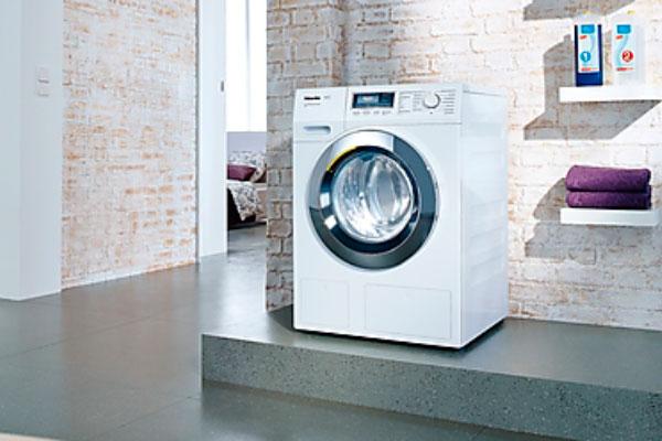 Gama de lavadoras de Miele, de carga frontal y superior y lavasecadoras