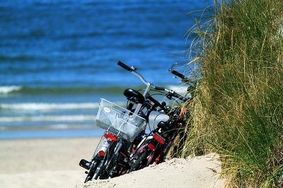 Bicicleta para el tiempo libre