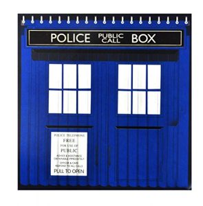 Merchandising Doctor Who Tardis