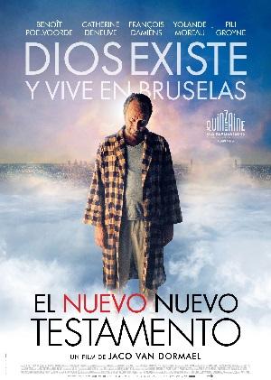 """Crítica de """"El Nuevo Nuevo Testamento"""", de Jaco Van Dormael, con Catherine Deneuve"""