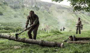 El Perro Sandor Clegane Juego de Tronos 6×07 el hombre destrozado