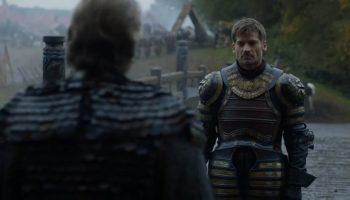 Jaime Lannister Pez Negro Juego de Tronos 6×07