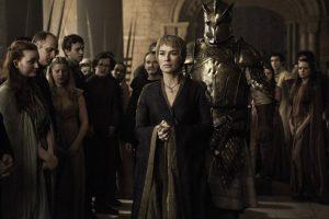 Juego de Tronos 6×08 Nadie En la corte parecen despreciar a Cersei