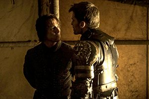 Juego de Tronos 6×08 Nadie Jaime Lannister Edmure Tully