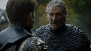 Juego de Tronos El Pez Negro Brynden Tully Jaime Lannister 6×07