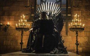 Juego de tronos visión Bran 6×06 Aerys II Targaryen Rey loco