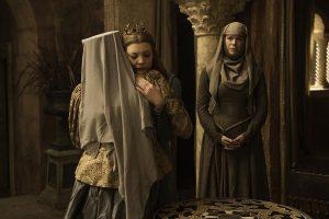 Margaery Tyrell 6×07 juego de tronos abrazo despedida
