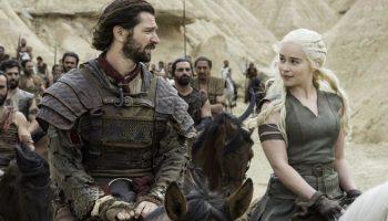 Miradita Daenerys Daario 6×06 vuelta drogon