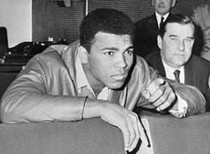 Muhammad Ali en 1966