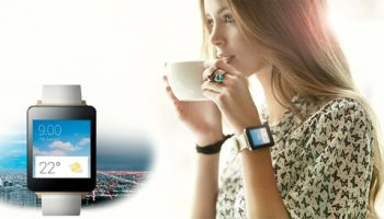 Reloj inteligente para mujer