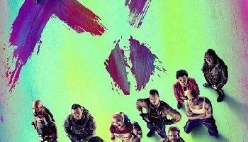 Suicide Squad Poster 1 (2016)