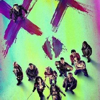 Suicide Squad Poster 1 (2016)